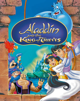Aladdin: and the King of Thieves (1996) [GP HD]