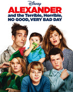 Alexander And The Terrible, Horrible, No Good, Very Bad Day (2014) [GP HD]