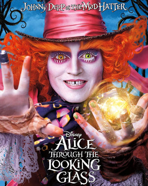 Alice Through The Looking Glass (2016) [GP HD]