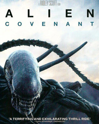 Alien Covenant (2017) [Ports to MA/Vudu] [iTunes 4K]