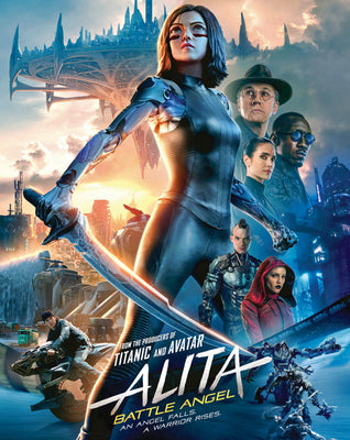 Alita: Battle Angel (2019) [MA HD]