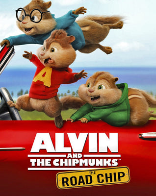 Alvin & The Chipmunks: Road Chip (2015) [Ports to MA/Vudu] [iTunes 4K]