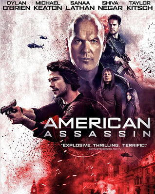 American Assassin (2017) [Vudu 4K]
