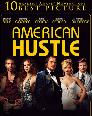 American Hustle (2013) [MA HD]