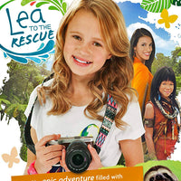 An American Girl: Lea To The Rescue (2016) [MA HD]
