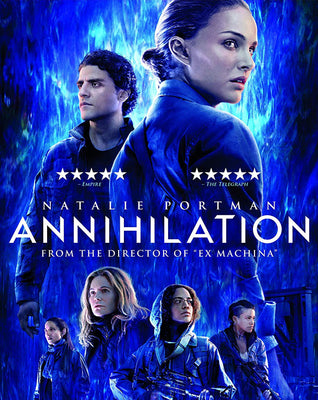 Annihilation (2018) [iTunes 4K]