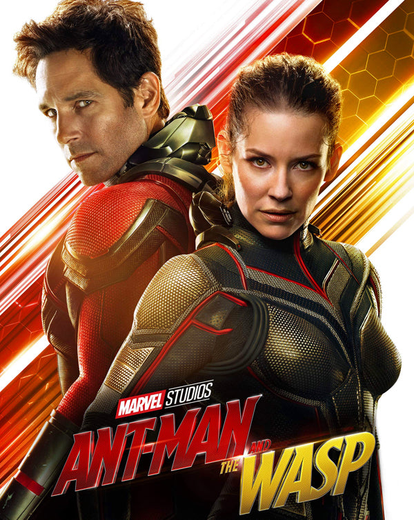 Ant-Man And The Wasp (2018) [MA 4K]