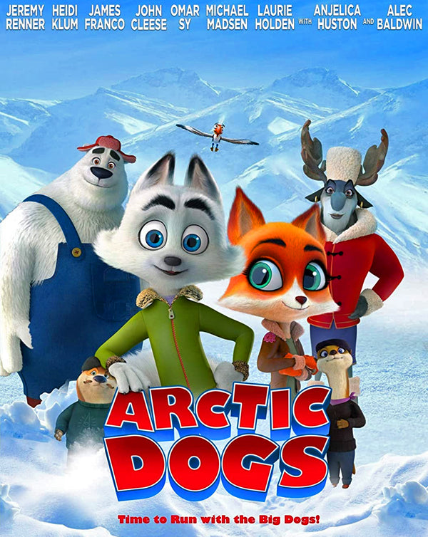Arctic Dogs (2019) [Vudu HD]