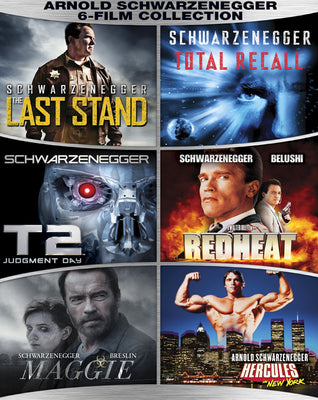 Arnold Schwarzenegger 6-Film Collection (1970-2015) [Vudu HD]