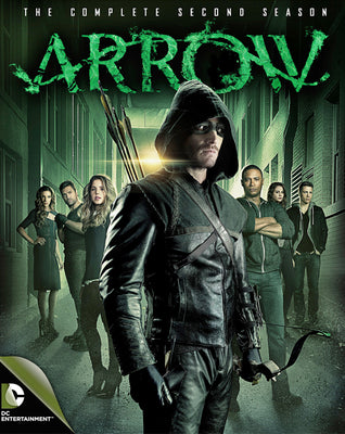 Arrow Season 2 (2013) [Vudu HD]