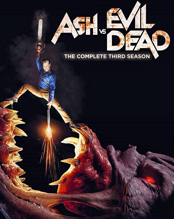 Ash Vs. Evil Dead Season 3 (2018) [Vudu HD]