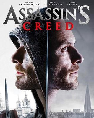 Assassin's Creed (2016) [Ports to MA/Vudu] [iTunes 4K]