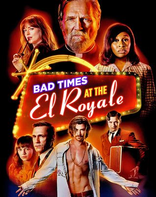 Bad Times At The El Royale (2018) [MA HD]