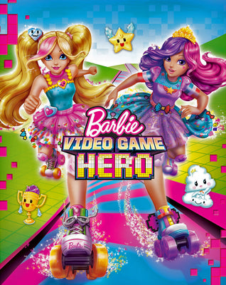 Barbie Video Game Hero (2017) [Vudu HD]