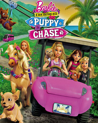 Barbie and Her Sisters In A Puppy Chase (2016) [Vudu HD]