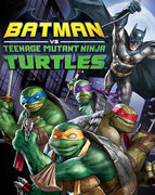 Batman vs. Teenage Mutant Ninja Turtles (2019) [MA 4K]