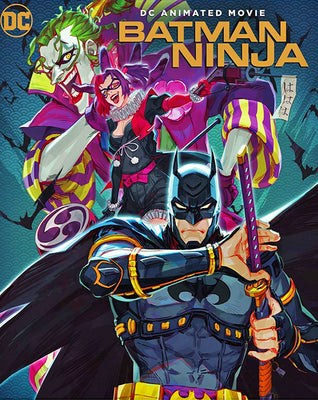 Batman Ninja (2018) [MA HD]