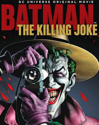 Batman: The Killing Joke (2016) [MA HD]