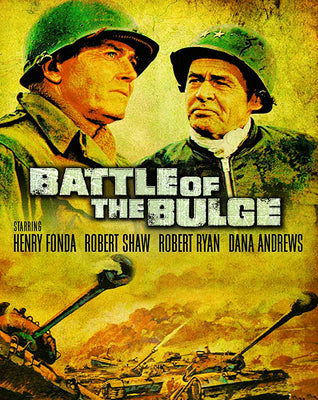 Battle of the Bulge (1965) [MA HD]