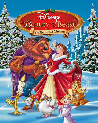 Beauty And The Beast Enchanted Christmas (1977) [GP HD]