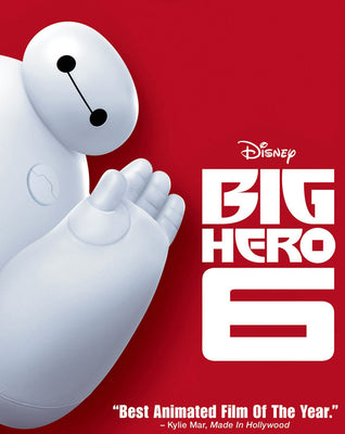 Big Hero 6 (2014) [GP HD]