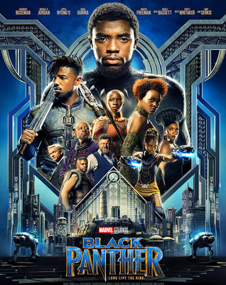 Black Panther (2018) [MA HD]