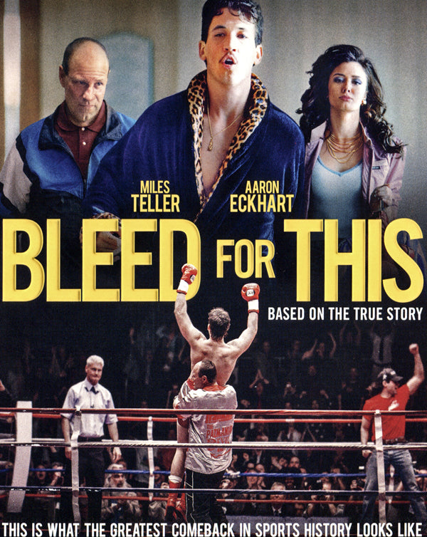 Bleed for This (2016) [Vudu HD]