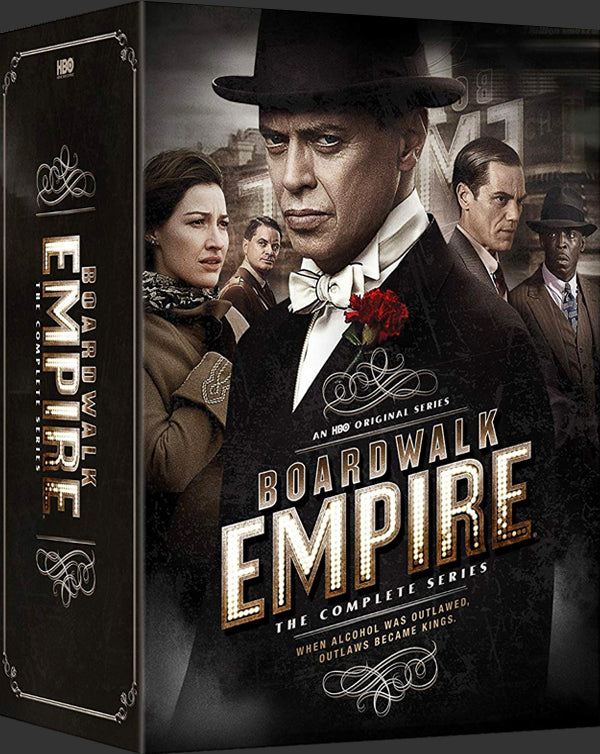 Boardwalk Empire the Complete Series Seasons 1-5 (2010-2014) [iTunes HD]