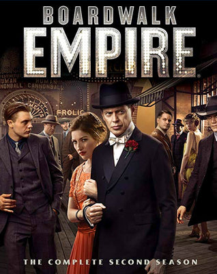 Boardwalk Empire Season 2 (2011) [iTunes HD]