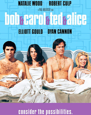 Bob and Carol and Ted and Alice (1969) [MA HD]