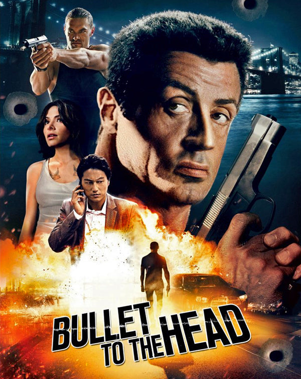 Bullet to the Head (2013) [MA HD]