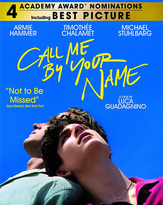 Call Me by Your Name (2017) [MA SD]