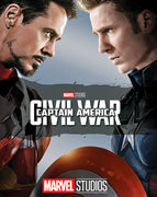 Captain America Civil War (2016) [MA HD]