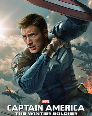 Captain America: The Winter Soldier  (2014) [GP HD]