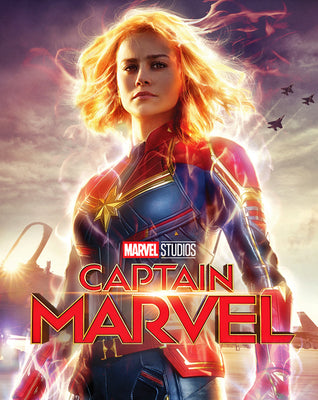 Captain Marvel (2019) [Ports to MA/Vudu] [iTunes 4K]