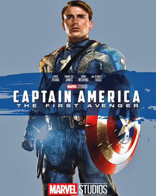 Captain America: The First Avenger HD (2011) (MA HD)