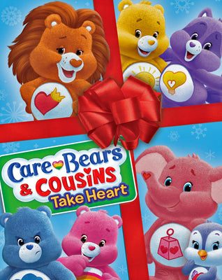 Care Bears & Cousins: Take Heart (2016) [Vudu SD]