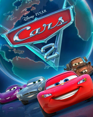 Cars 2 (2011) [GP HD]