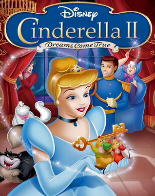 Cinderella 2 Dreams Come True (2002) [MA HD]
