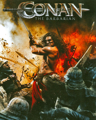 Conan the Barbarian (2011) [iTunes SD]