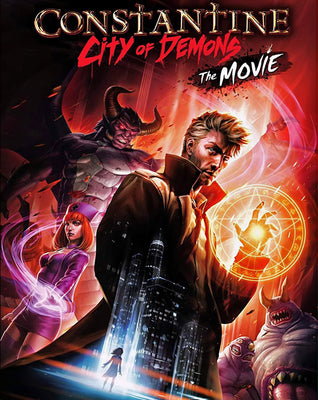 Constantine: City of Demons (2018) [MA HD]