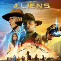 Cowboys and Aliens (2011) [Ports to MA/Vudu] [iTunes HD]