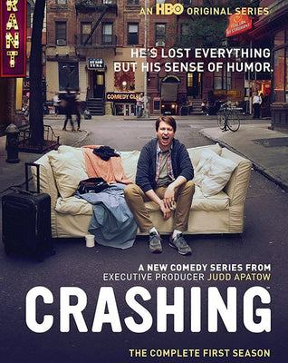 Crashing Season 1 (2017) [iTunes HD]