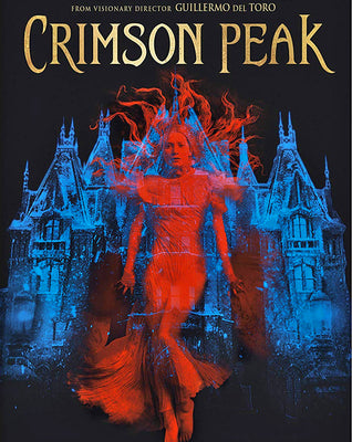 Crimson Peak (2015) [Ports to MA/Vudu] [iTunes HD]