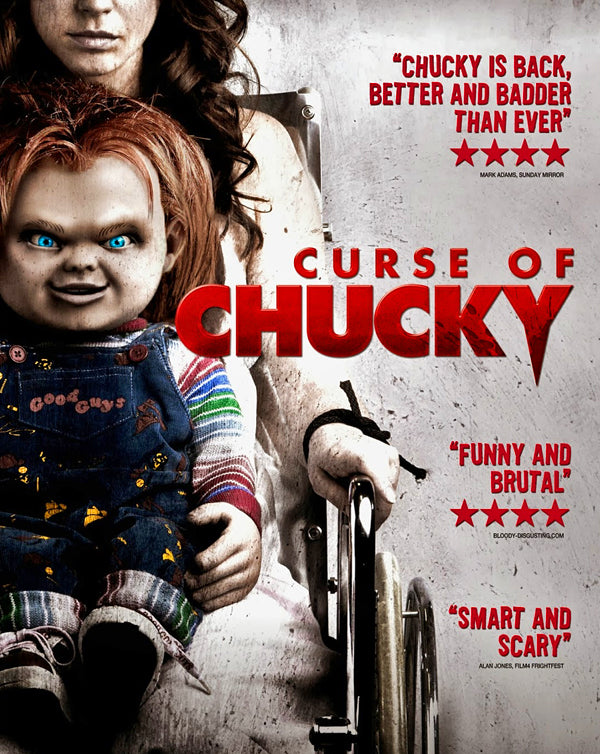 Curse Of Chucky Unrated (2013) [Vudu HD]