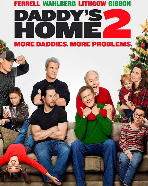 Daddy's Home 2 (2015) [Vudu HD]