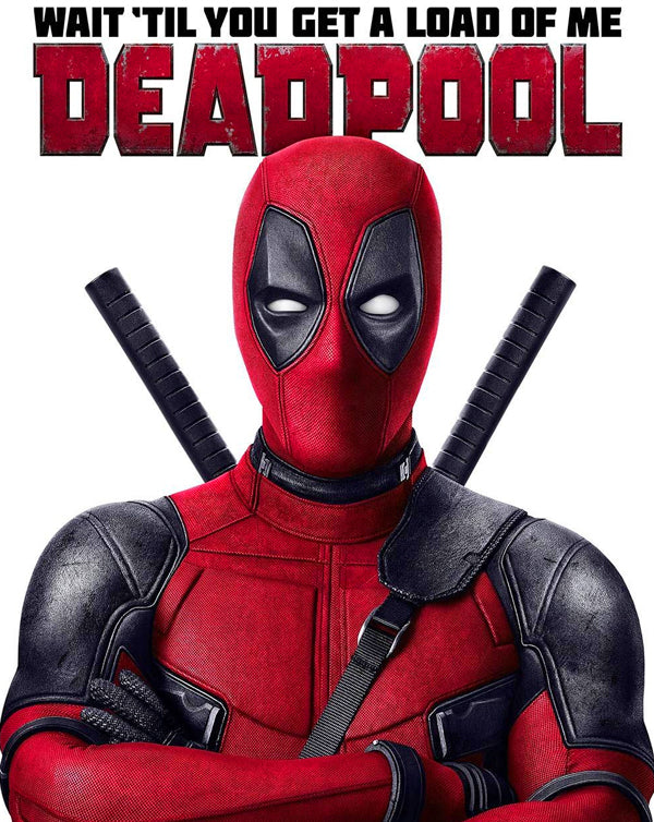 Deadpool (2016) [MA HD]
