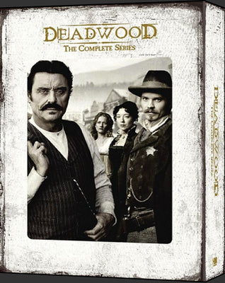 Deadwood The Complete Series (2004-2006) [Seasons 1-3] [iTunes HD]