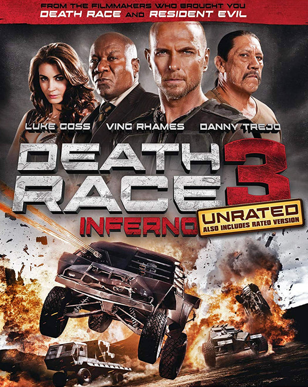 Death Race 3: Inferno Unrated (2013) [Ports to MA/Vudu] [iTunes HD]