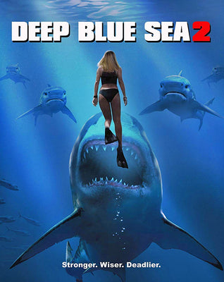 Deep Blue Sea 2 (2017) [MA HD]